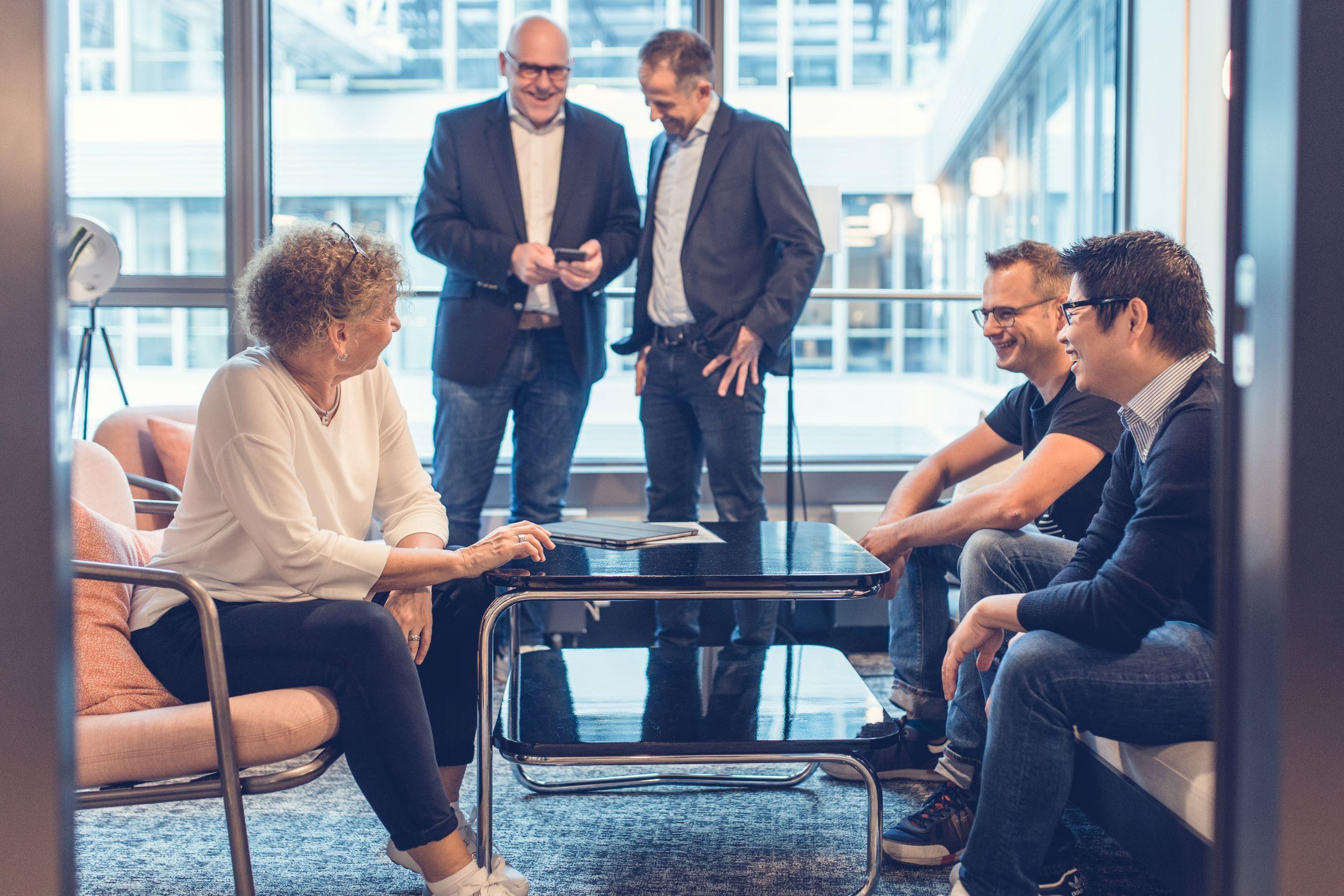 IT Beratung Hamburg Aequitas Software II