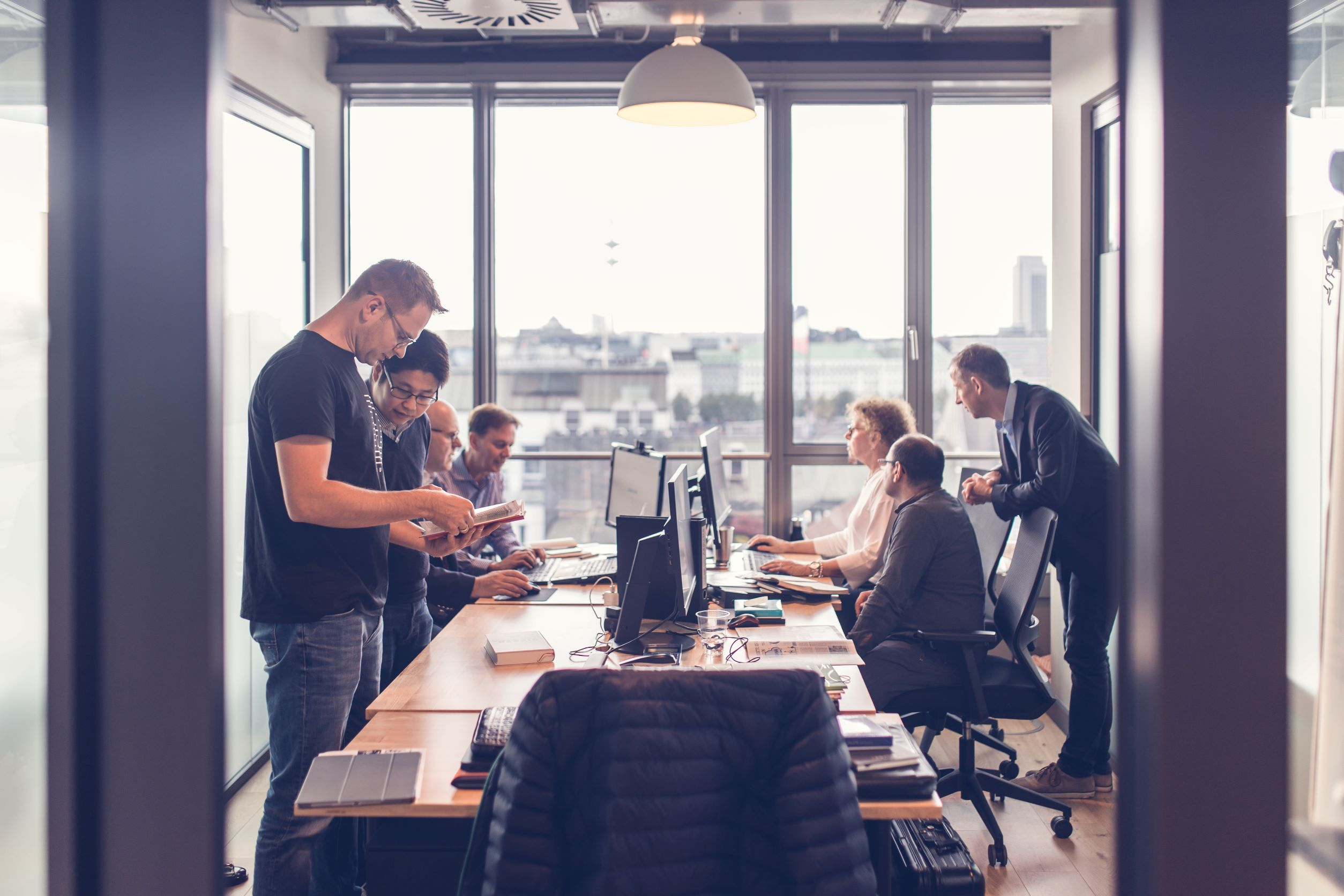 IT Beratung Hamburg Aequitas Software